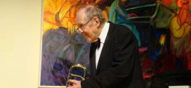 Jazzlegende Chris Barber und seine Bigband begeisterten mit Jazz, Swing, Blues und einem satten Sound im Norddorfer Gemeindehaus …