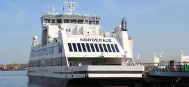 """Wyker Dampfschiffs-Reederei übernimmt Fährschiffsneubau """"Norderaue"""""""