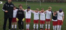 TSV Amrum: E-Junioren feiern Auswärtserfolg