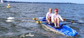 Coastal Rowing  – der neue Trendsport zum ersten Mal auf Amrum