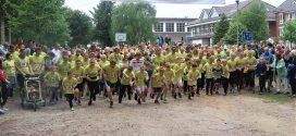 Beim Pfingstevent der Fachklinik Satteldüne gab es mit 710 Läuferinnen und Läufern beim 15. Amrumer Mukoviszidoselauf einen neuen Teilnehmerrekord!