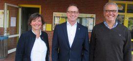 Alle 3 Inselgemeinden mit neuem Bürgermeister …