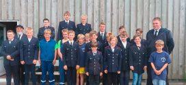 Wahlen, Aufnahmen, Abschied und Wiederbeginn prägten die Jahreshauptversammlung der Jugendfeuerwehr Amrum …
