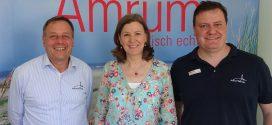 Die Nordseeinsel Amrum war beim NDR-Landpartie-Fest in Ratzeburg zu Gast…