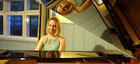 Tastenspiele – Pianistin Lydia Maria Bader gastierte erneut mit großem Erfolg im Nebeler Haus des Gastes!…