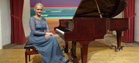 Ausnahmepianistin Aleksandra Mikulska brillierte erneut beim besonderen Klavierkonzert im Norddorfer Gemeindehaus …