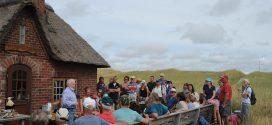 111 Jahre Verein Jordsand – Tag der offenen Tür auf der Amrum Odde …
