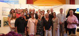 Ohne Schirm, aber mit Charme und Hut – das Künstlerfest der Rotarier 2018 …