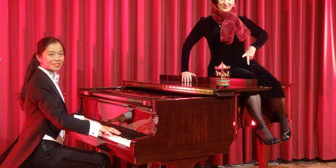 Ein Konzertabend mit Wow-Effekt – Evi Niessner singt Edith Piaf …