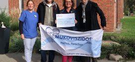 Große Spende für die Regionalgruppe Amrum des Mukoviszidose e.V. ..