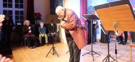 Großartiges Konzert zum Jahresausklang mit Giora Feidman und dem Gershwin-Quartett …