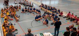 Öömrang Skuul: Floorballer überzeugen beim Kreisentscheid