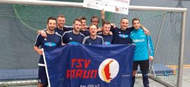 Hallenturnier in Pinneberg: TSV-Herren setzen Ausrufezeichen …