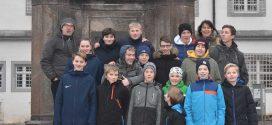 Starke Gegner für den TSV-Nachwuchs in Wittenberg …