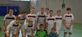 C-Junioren: Niederlage zum Rückrundenstart …