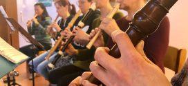 Restart Flöte …